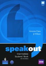 Speakout: Intermediate: Student's Book (+ DVD-ROM),