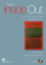 New Inside Out: Advanced: Workbook (+ CD),