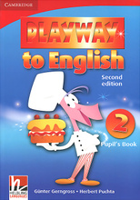 Playway to English: Level 2: Pupil's Book,
