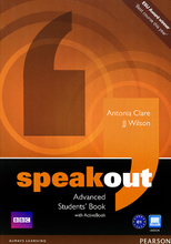 Speakout: Advanced Student's Book with Active Book (+ CD-ROM),