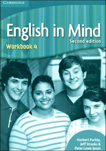 English in Mind: Level 4: Workbook,