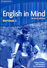English in Mind: Level 5: Workbook,