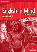 English in Mind: Level 1: Workbook,
