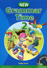 New Grammar Time 2: Student's Book (+ CD-ROM),