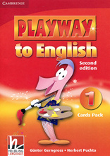 Playway to English: Level 1,