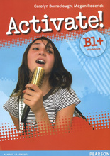 Activate! B1+: Workbook (+ CD-ROM),