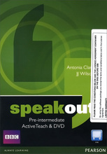 Speakout: Pre-Intermediate: Active Teach,