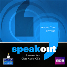 Speakout: Intermediate (аудиокурс на 2 CD),