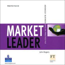 Market Leader Advanced: Practice File Book (аудиокурс CD),