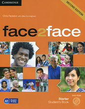 Face2Face: Starter: Student's Book (+ DVD-ROM),