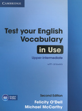 Test Your English Vocabulary in Use: Upper-intermediate,