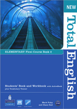 New Total English: Elementary Course Book 2 (+ CD-ROM),
