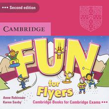 Fun for Flyers (аудиокурс на 2 CD),