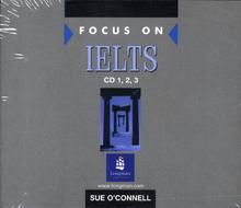 Focus on IELTS (аудиокурс на 3 CD),