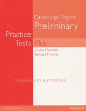 Preliminary: Practice Test Plus,