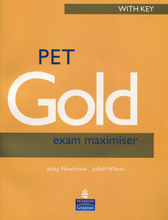 PET Gold: Exam Maximiser with Key (+ CD-ROM),