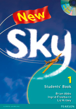 New Sky 1: Students' Book,