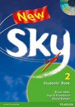 New Sky 2: Students' Book,