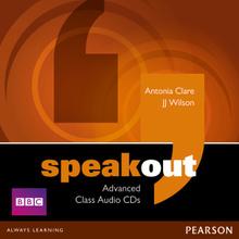 Speakout: Advanced: Class Audio CDs (аудиокурс на 2 CD),