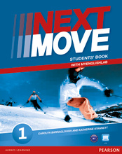 Next Move: Level 1: Student's Book with MyEnglishLab,
