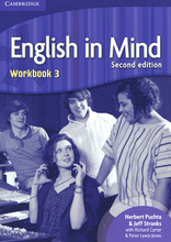 English in Mind: Level 3: Workbook,