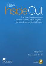 New Inside Out: Beginner: Teacher's Book (+ CD-ROM),