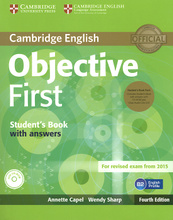 Objective First: Student's Book with Answers (+ 3 CD-ROM),