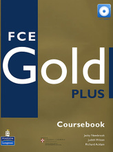 Fce Gold Plus: Coursebook (+ CD-ROM),