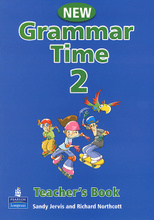 Grammar Time 2: Teacher's Book,