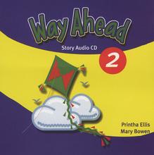 Way Ahead: New Level 2 (аудиокнига CD),