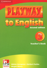 Playway to English 3: Teacher's Book,