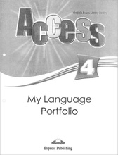 Access 4: My Language Portfolio, Virginia Evans, Jenny Dooley