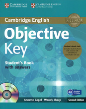 Objective Key: Student's Book with Answers (+ 2 CD-ROM),