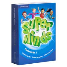 Super Minds: Level 1: Flashcards,