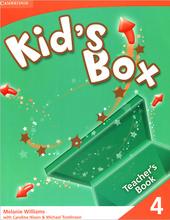 Kid's Box 4: Teacher's Book,