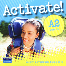 Activate! A2: Class CD (аудиокурс CD),