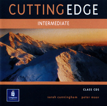 Cutting Edge: Intermediate (аудиокурс на 2 CD),