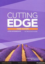 Cutting Edge: Upper Intermediate: Active Teach (аудиокурс на CD-ROM),
