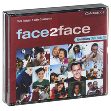 Face2Face: Elementary (аудиокурс на 3 CD),