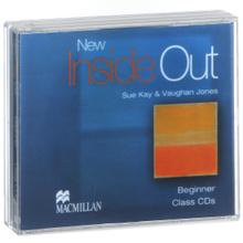 New Inside Out: Beginner: Class CDs (аудиокурс на 3 CD),