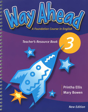 Way Ahead 3: Teacher's Resource Book,