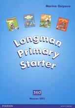 Longman Primary Starter. Учебник,