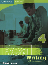 Cambridge English Skills: Real Writing 4: Without Answers,