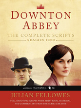 Downton Abbey: Script Book: Season 1,