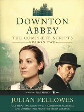Downton Abbey: Script Book: Season 2,