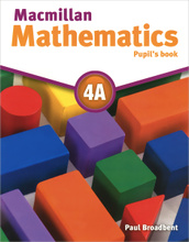 Macmillan Mathematics 4: Pupil's Book (+ CD-ROM),