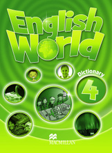 English World: Level 4: Dictionary,