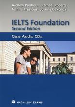 IELTS Foundation (аудиокурс на 2 CD),