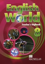 English World 8: Teacher's Didibook DVD,