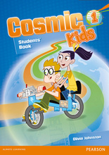 Cosmic Kids 1: Students' Book (+ CD-ROM),